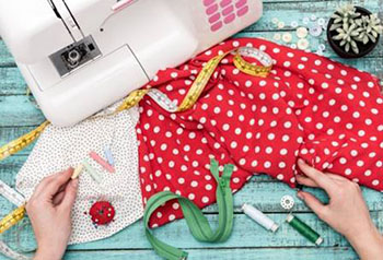 Beginner Sewing; Introduction to Sewing; Develop Your Sewing Techniques