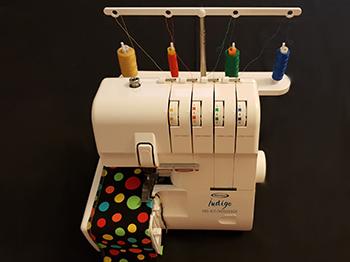 Overlocker Know How; Intermediate Sewing Courses: Overlocking; Sew Teach Me